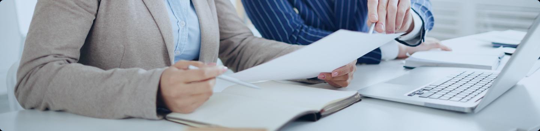 Documentos e contratos