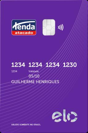 Cartão Tenda - Funcionário