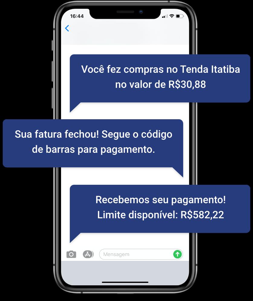 Pacote SMS